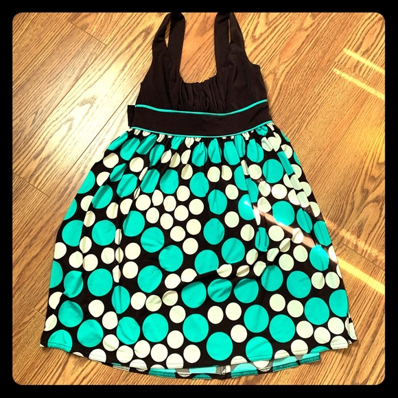 City Triangles Dresses & Skirts - Dress with dots